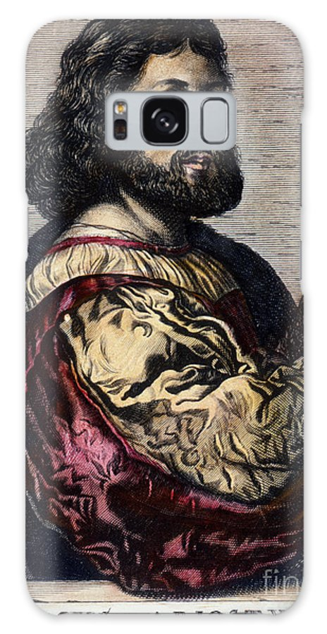 15th Century Galaxy S8 Case featuring the photograph Ludovico Ariosto by Granger