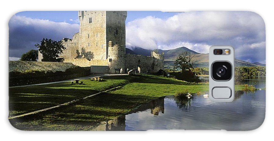 Architecture Galaxy S8 Case featuring the photograph Ross Castle, Killarney, Co Kerry by The Irish Image Collection