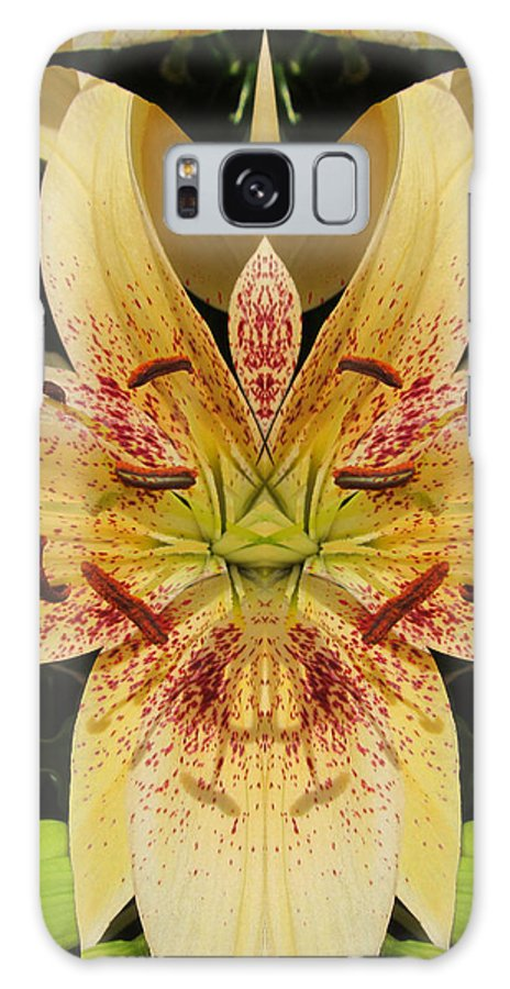 Color Blend Galaxy S8 Case featuring the photograph Lily Fantasy by Michele Caporaso