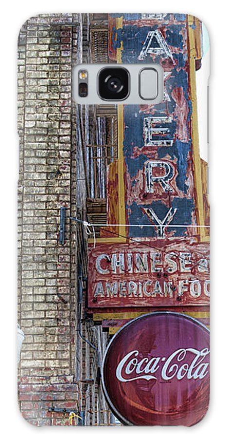 Chinatown Galaxy S8 Case featuring the photograph Chinatown by Jay Hooker