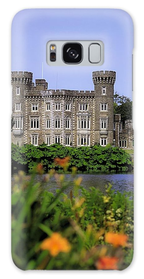 Archaeology Galaxy S8 Case featuring the photograph Johnstown Castle, Co Wexford, Ireland by The Irish Image Collection