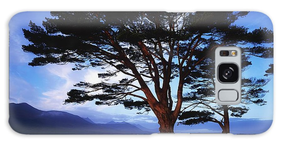 Co Kerry Galaxy S8 Case featuring the photograph Lough Leane, Lakes Of Killarney by The Irish Image Collection