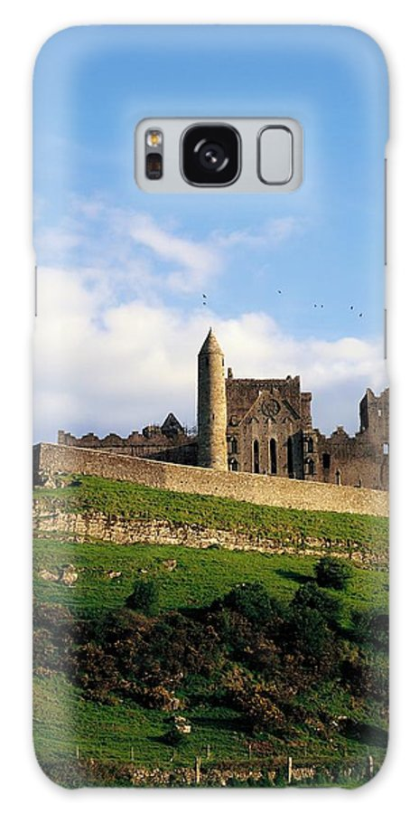 Blue Sky Galaxy S8 Case featuring the photograph Rock Of Cashel, Co Tipperary, Ireland by The Irish Image Collection
