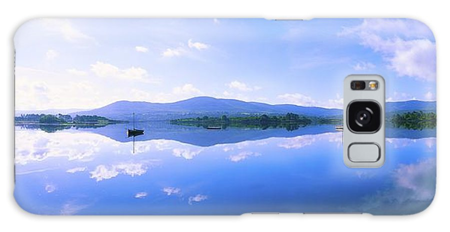 Boat Galaxy S8 Case featuring the photograph Kenmare Bay, Dunkerron Islands, Co by The Irish Image Collection