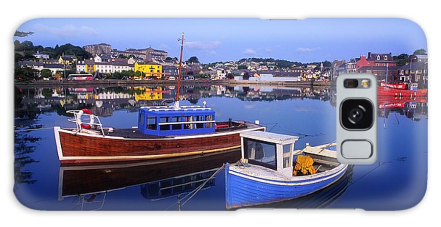 Calm Galaxy S8 Case featuring the photograph Kinsale, Co Cork, Ireland by The Irish Image Collection