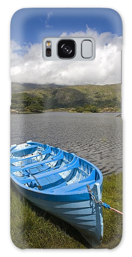 Biosphere Galaxy S8 Case featuring the photograph Upper Lake, Killarney National Park by Richard Cummins