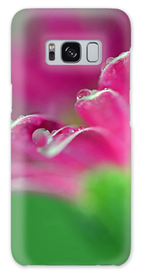 Flower Galaxy S8 Case featuring the photograph A Simple Thought by Melanie Moraga