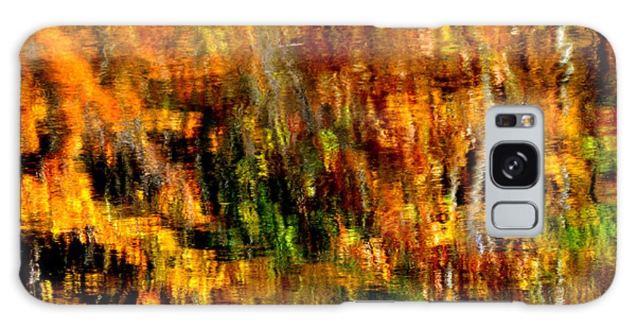 West Virginia Galaxy S8 Case featuring the photograph Abstract Babcock State Park by Thomas R Fletcher