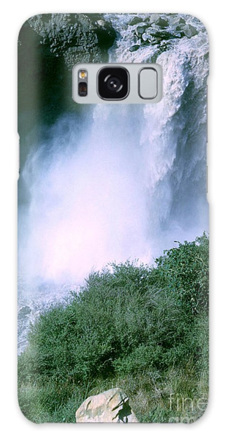 Nature Galaxy S8 Case featuring the photograph Agoyan Falls by Photo Researchers, Inc.