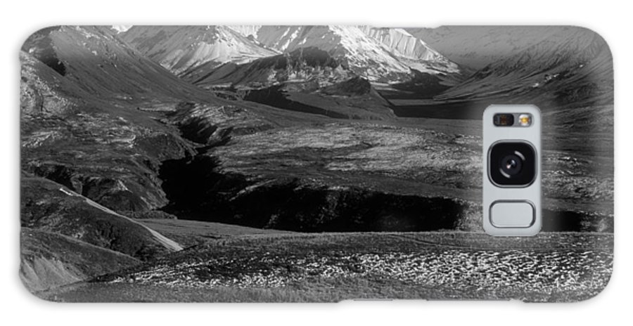 Alaska Galaxy S8 Case featuring the photograph Alaska Valley by Sandra Bronstein