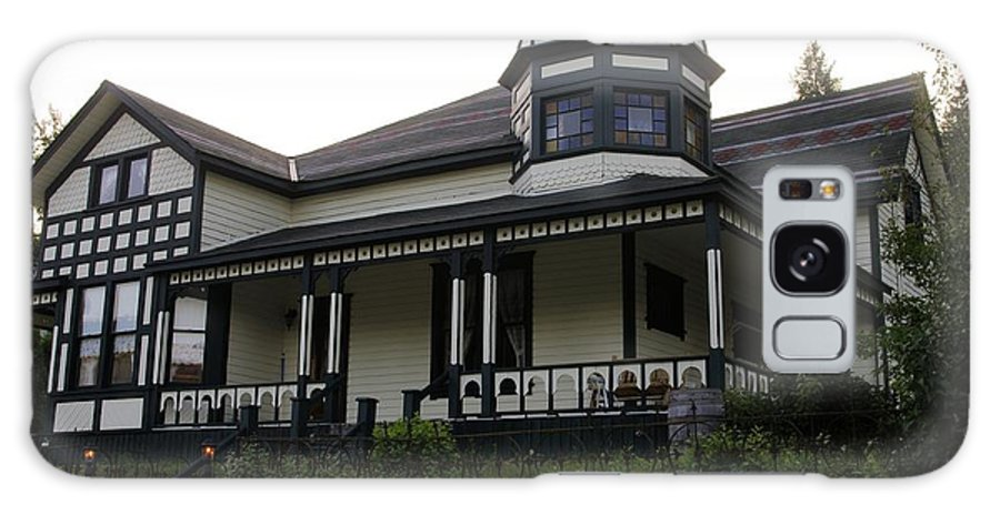 Heritage Galaxy S8 Case featuring the photograph Another Greenwood Heritage Home by John Greaves