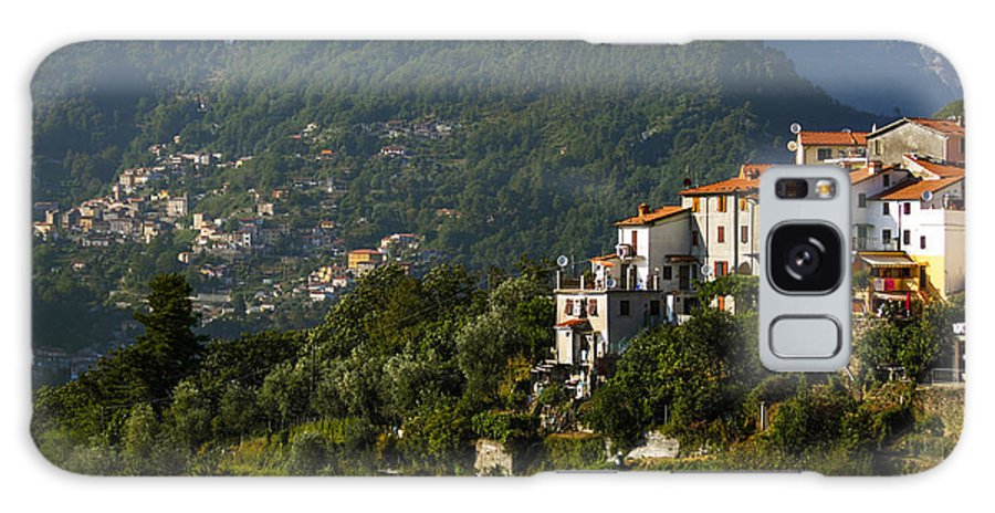 Toscana Galaxy S8 Case featuring the photograph Antona Italy by Cristian Mihaila