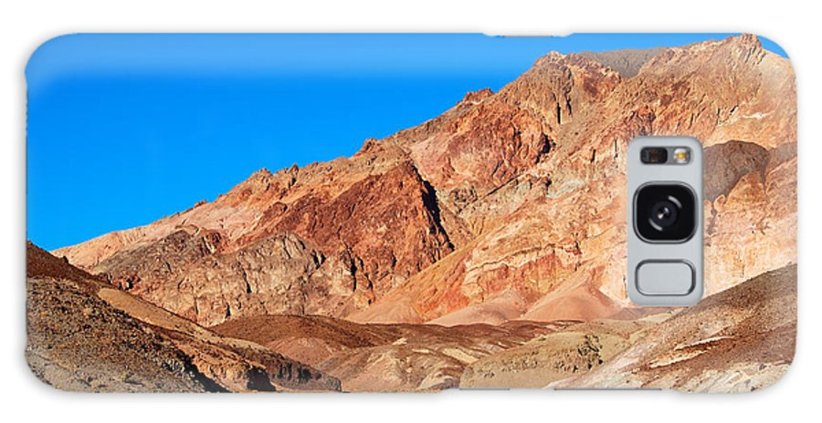 Death-valley Galaxy S8 Case featuring the photograph Artists Palette Death Valley California by Anne Kitzman