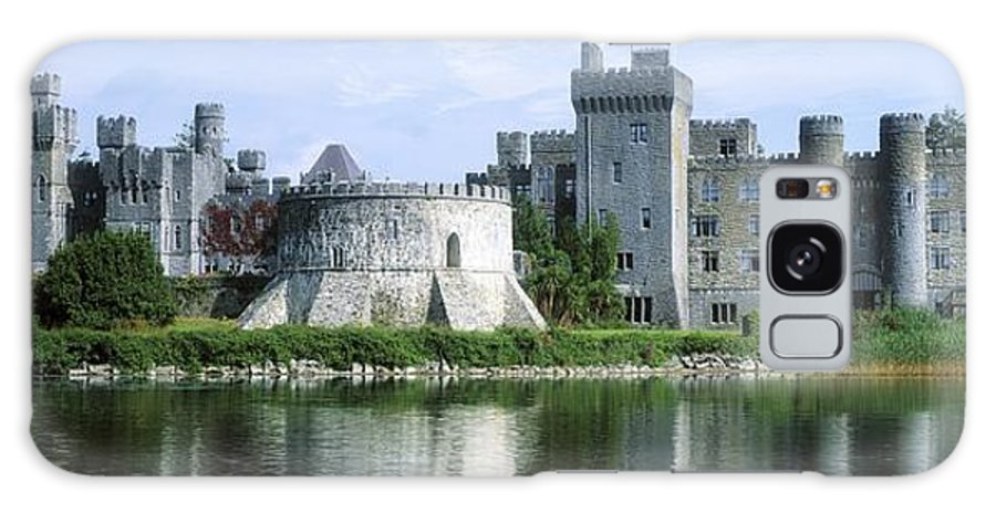 Angling Galaxy S8 Case featuring the photograph Ashford Castle, Lough Corrib, Co Mayo by The Irish Image Collection