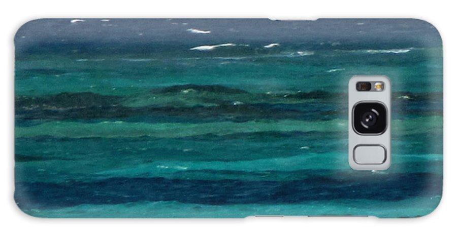 Atlantic Ocean Galaxy S8 Case featuring the photograph Atlantic Ocean Afternoon by Denise Keegan Frawley