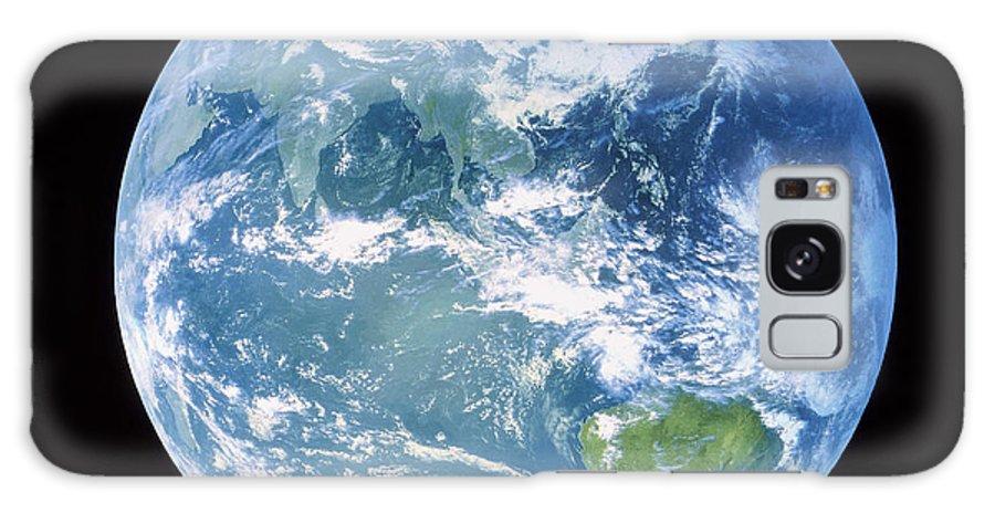 Australasia Galaxy S8 Case featuring the photograph Australasia by NASA / Goddard Space Flight Center