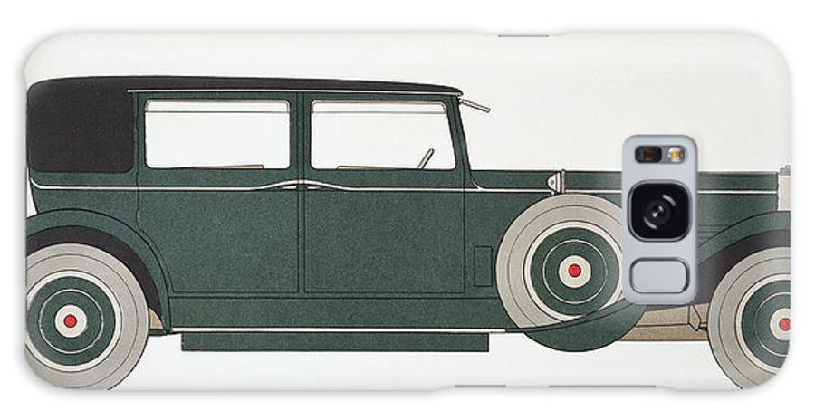1929 Galaxy S8 Case featuring the photograph Automobile: Stutz, 1929 by Granger