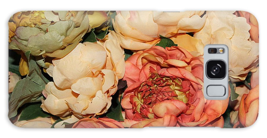 Flowers - Autumn Beauties Galaxy S8 Case featuring the photograph Autumn Beauties by Dora Sofia Caputo Photographic Design and Fine Art