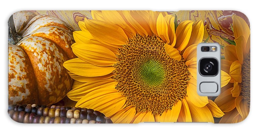 Autumn Galaxy S8 Case featuring the photograph Autumn Still Life by Garry Gay