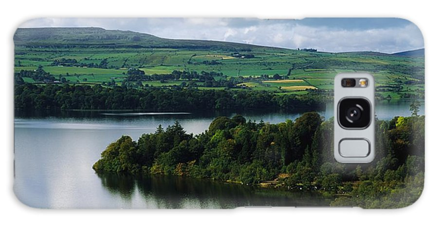 Ballindoon Galaxy S8 Case featuring the photograph Ballindoon Abbey, Lough Arrow, Co by The Irish Image Collection