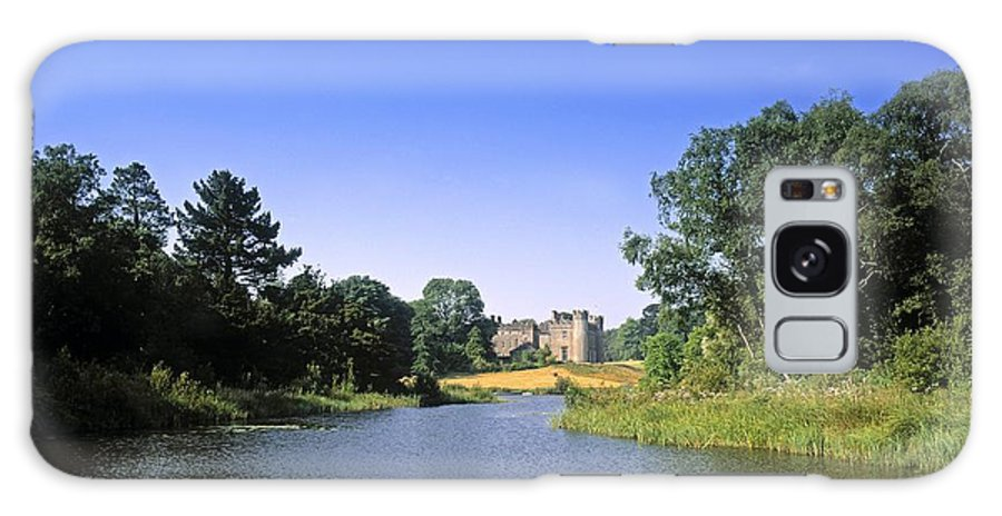 Atmosphere Galaxy S8 Case featuring the photograph Ballinlough Castle, Clonmellon, Co by The Irish Image Collection