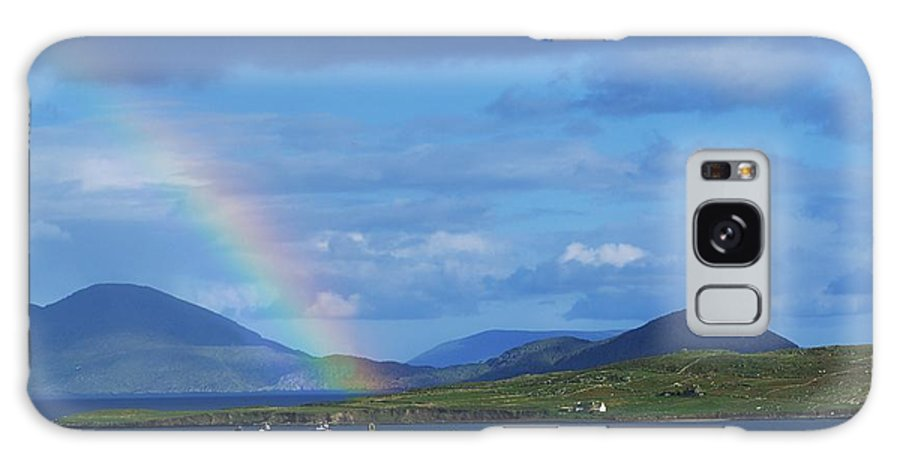 Beauty In Nature Galaxy S8 Case featuring the photograph Ballinskellig, Ring Of Kerry, Co Kerry by The Irish Image Collection