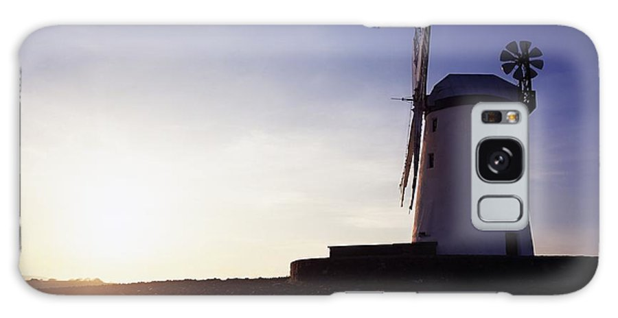 Architecture Galaxy S8 Case featuring the photograph Ballycopeland Windmill, Co. Down by The Irish Image Collection