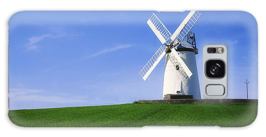 Outdoors Galaxy S8 Case featuring the photograph Ballycopeland Windmill, Millisle by The Irish Image Collection