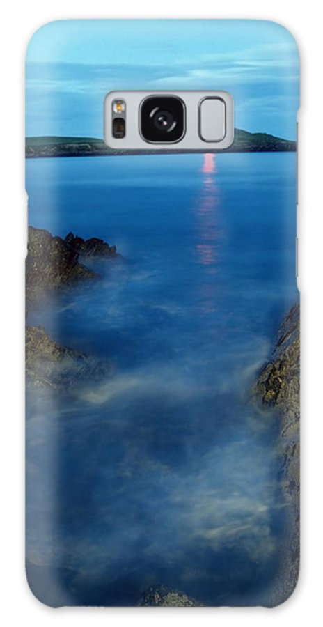 Ballycotton Galaxy S8 Case featuring the photograph Ballycotton, County Cork, Ireland by Richard Cummins