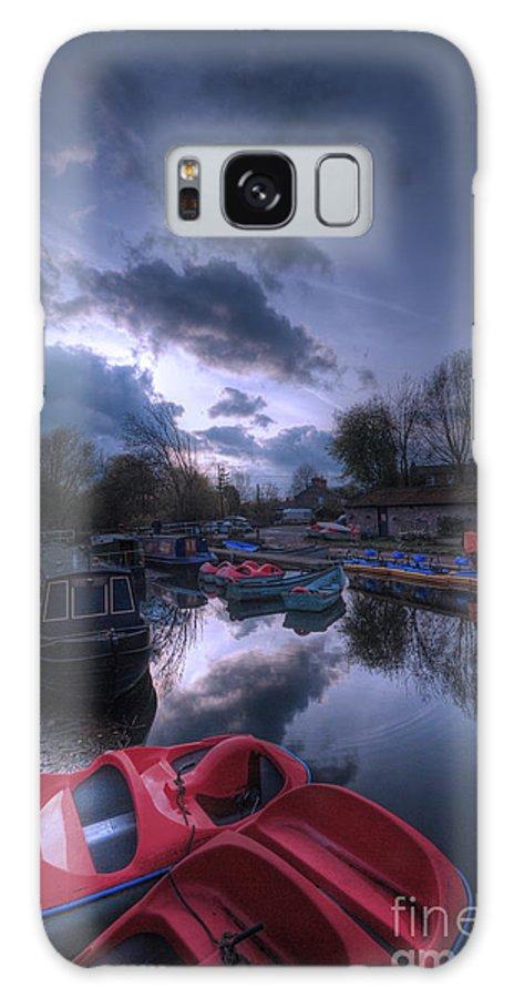 Art Galaxy S8 Case featuring the photograph Barrow On Blues by Yhun Suarez