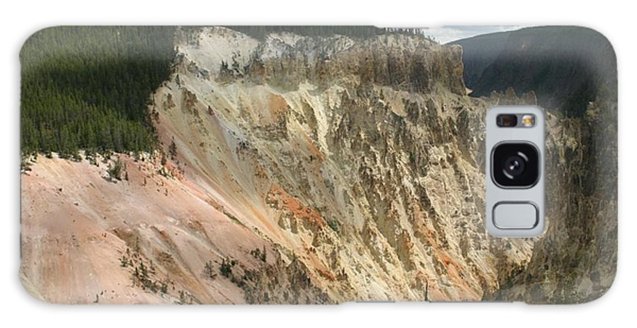 Grand Canyon Galaxy S8 Case featuring the photograph Beauty Of The Grand Canyon In Yellowstone by Living Color Photography Lorraine Lynch