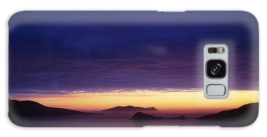 Beach Galaxy S8 Case featuring the photograph Blasket Islands, Co Kerry, Ireland by The Irish Image Collection