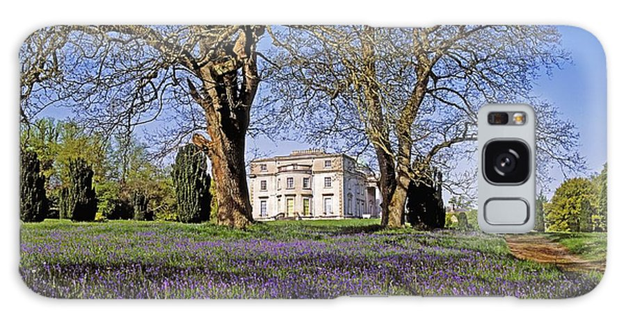 Beauty In Nature Galaxy S8 Case featuring the photograph Bluebells In The Pleasure Grounds, Emo by The Irish Image Collection