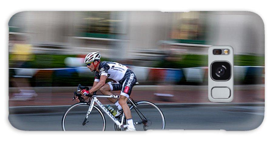 Bike Galaxy S8 Case featuring the photograph Breakaway by John Dryzga