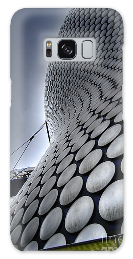 Art Galaxy S8 Case featuring the photograph Bullring - Selfridges by Yhun Suarez