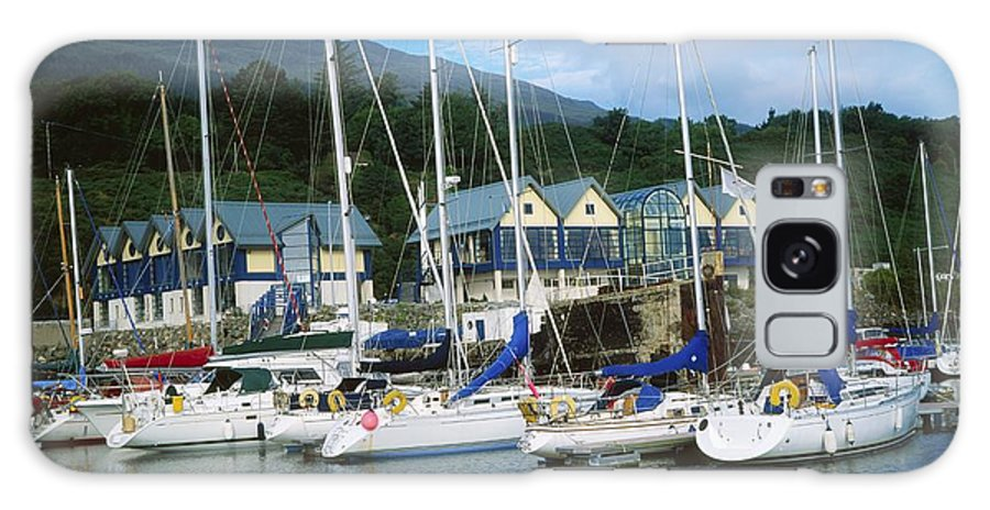 Ireland Galaxy S8 Case featuring the photograph Carlingford Marina, Carlingford, County by The Irish Image Collection