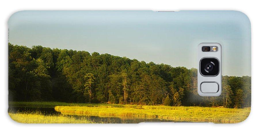 Carolina Morning Galaxy S8 Case featuring the photograph Carolina Morning by Bill Cannon