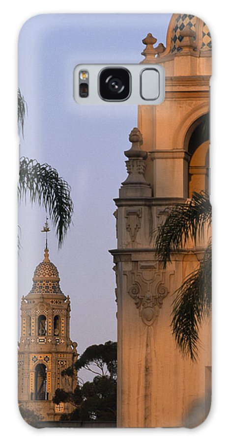 Outdoors Galaxy S8 Case featuring the photograph Casa Del Prado Theatre In Balboa Park by Phil Schermeister