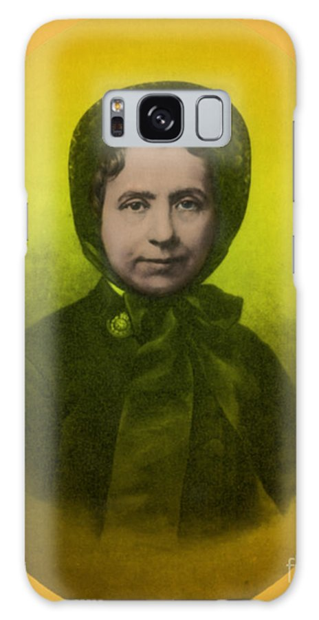 Catherine Booth Galaxy S8 Case featuring the photograph Catherine Booth, Co-founder Salvation by Science Source
