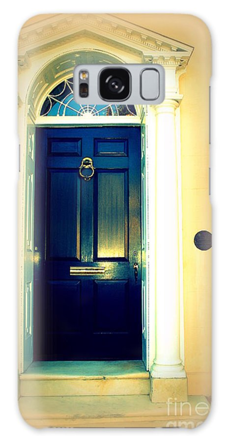 Charleston Galaxy S8 Case featuring the photograph Charleston Door 3 by Susanne Van Hulst