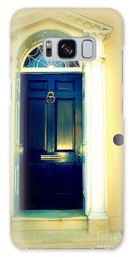 Charleston Galaxy S8 Case featuring the photograph Charleston Door 7 by Susanne Van Hulst