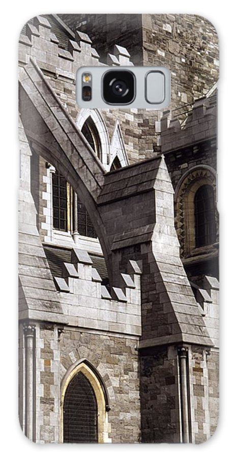 Architecture Galaxy S8 Case featuring the photograph Christ Church Cathedral, Dublin City by Richard Cummins