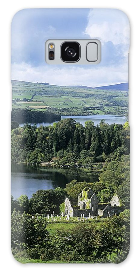 Ballindoon Galaxy S8 Case featuring the photograph Church On A Landscape, Ballindoon by The Irish Image Collection
