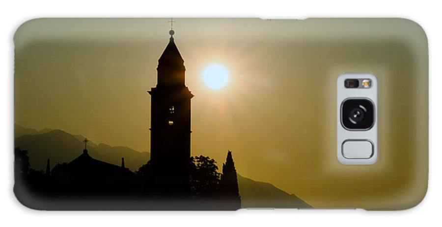 Tower Galaxy S8 Case featuring the photograph Church Tower by Mats Silvan