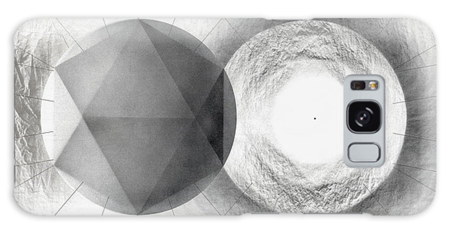 Lithograph Galaxy S8 Case featuring the photograph Circle Potential by David Kleinsasser