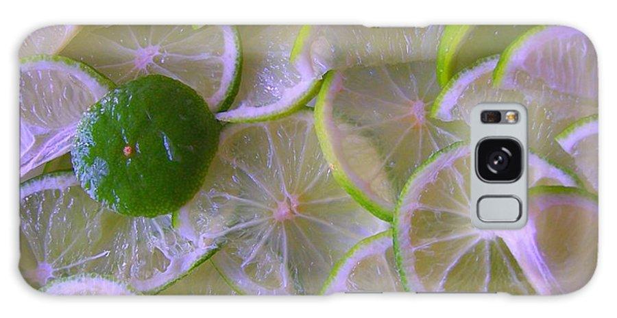 Citrons Verts - Green Lemon - Ile De La Reunion - Ile De La Reunion - Reunion Island - Ocean Indien - Indian Ocean Galaxy S8 Case featuring the photograph Citrons Verts - Green Lemon - Ile De La Reunion by Francoise Leandre