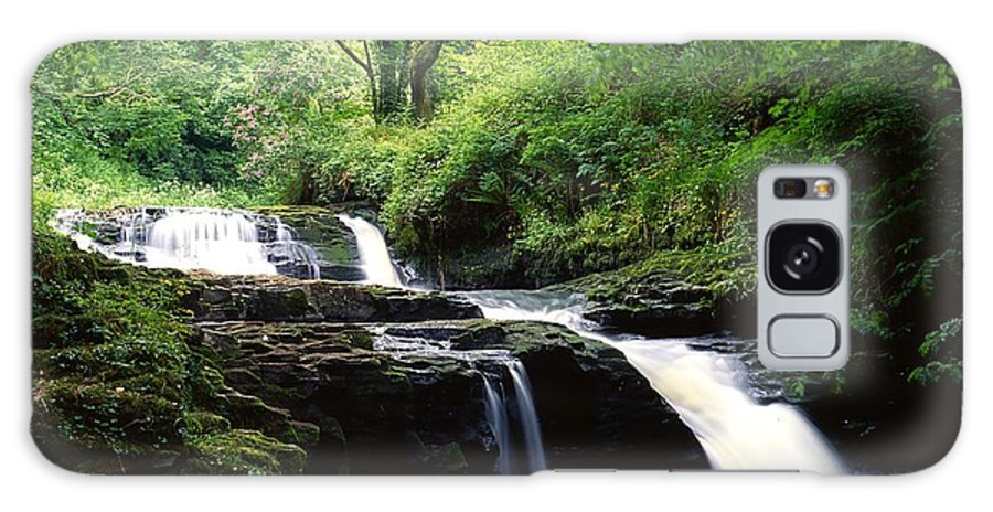 Clare Glens Galaxy S8 Case featuring the photograph Clare Glens, Co Limerick, Ireland Irish by The Irish Image Collection