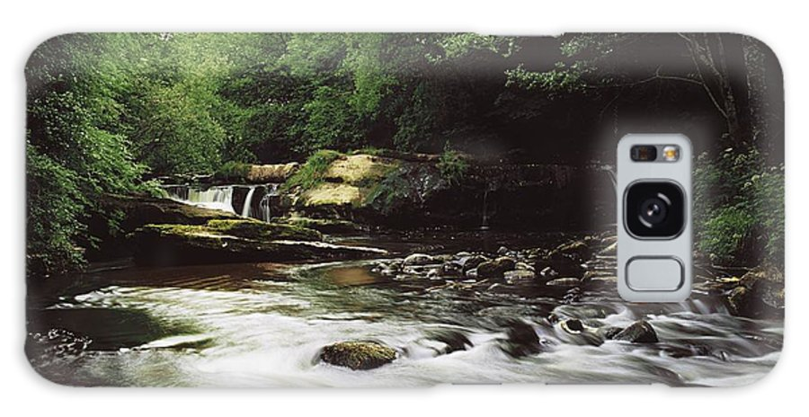 Outdoors Galaxy S8 Case featuring the photograph Clare River, Clare Glens, Co Tipperary by The Irish Image Collection