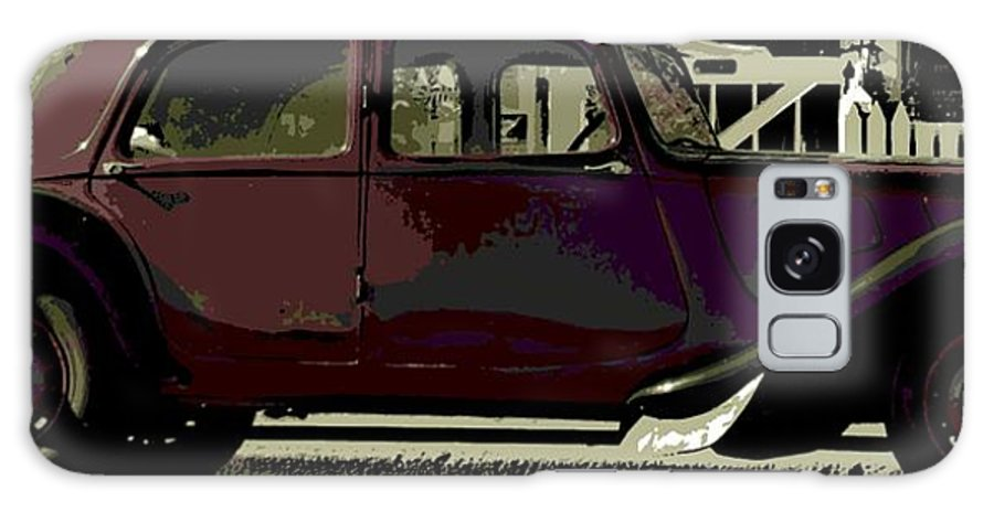 Citroen Galaxy S8 Case featuring the photograph Classical French by George Pedro