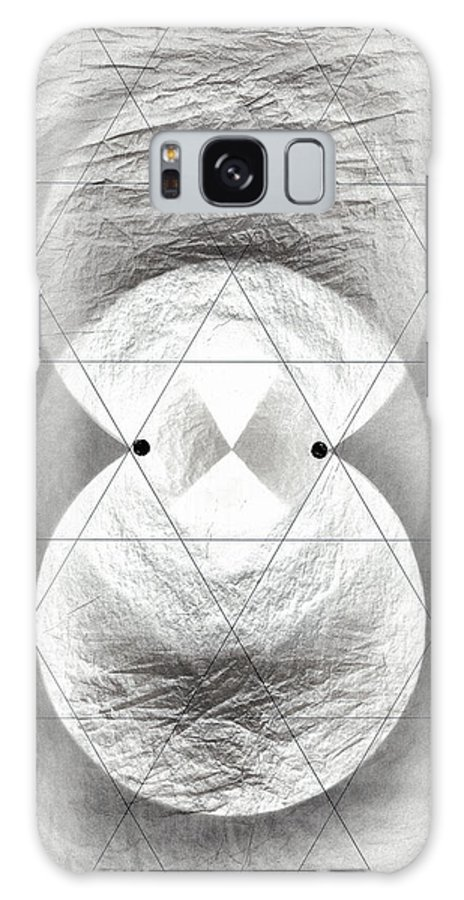Lithograph Galaxy S8 Case featuring the photograph Clepsydra by David Kleinsasser